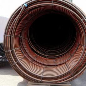Труба Планета Пластик SDR 11 полиэтиленовая для газоснабжения 25х3 мм