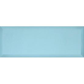 Керамічна плитка Inter Cerama GAMMA для стін 15x40 см синій світлий