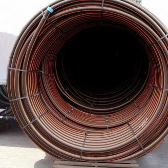 Труба Планета Пластик SDR 11 поліетиленова для газопостачання 32х3 мм