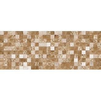 Декор Inter Cerama VIKING 23x60 см бежевий (Д 102 022-1)