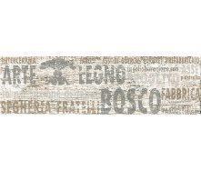 Бордюр Inter Cerama ORIGINAL 15x50 см сірий