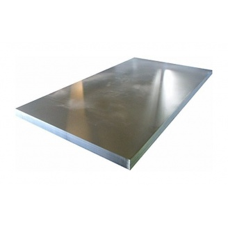 Гладкий лист Арсенал-Центр Стандарт 0,45х1250 мм полиэстер матовый (Словакия)