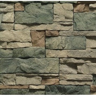 Плитка бетонная Einhorn под декоративный камень Абрау-170 120х250х28 мм