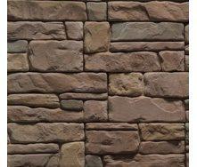 Плитка бетонная Einhorn под декоративный камень Джанхот-113 125х250х25 мм