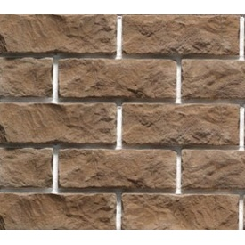 Плитка бетонна Einhorn під декоративний камінь Фішт-53 70х210х20 мм