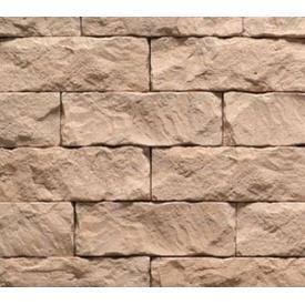 Плитка бетонна Einhorn під декоративний камінь Фішт-106 70х210х20 мм