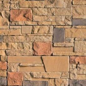 Плитка бетонна Einhorn під декоративний камінь МАРКХОТ-1051 125Х250Х25 мм