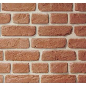 Плитка бетонна Einhorn під декоративний камінь Кенігсберг брік 38 210х65х15 мм