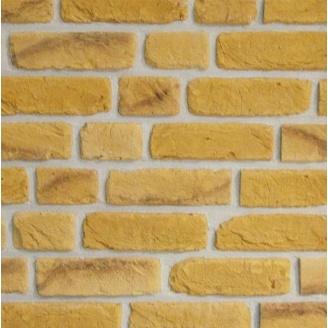 Плитка бетонна Einhorn під декоративний камінь Кенігсберг брік 1051 210х65х15 мм