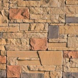 Плитка бетонная Einhorn под декоративный камень МАРКХОТ-1051 125Х250Х25 мм