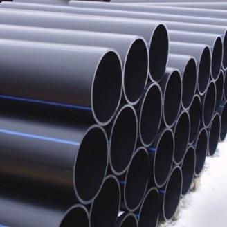 Труба Планета Пластик SDR 17 поліетиленова для холодного водопостачання 125х7,4 мм