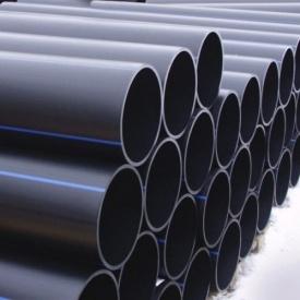 Труба Планета Пластик SDR 13,6 поліетиленова для холодного водопостачання 225х16,6 мм