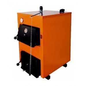 Твердотопливный котел DTM ЭКО 20 с нижним типом горения