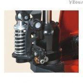 Візок ручний гідравлічний CBY-DF25 червоний