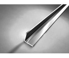 Уголок алюминиевый Saray 25x25x1,2 мм