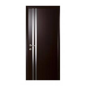 Двери межкомнатные Новый Стиль КВАДРА Вита 600х2000 мм венге