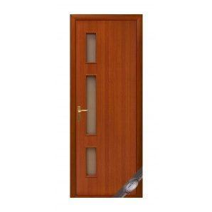 Двері міжкімнатні Новий Стиль КВАДРА Герда 600х2000 мм вишня