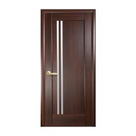 Двері міжкімнатні Новий Стиль НОСТРА Делла 600х2000 мм каштан