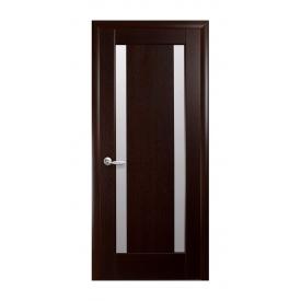 Двері міжкімнатні Новий Стиль НОСТРА Боса 600х2000 мм венге