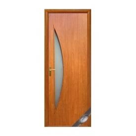 Двери межкомнатные Новый Стиль МОДЕРН Луна 600х2000 мм ольха