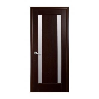 Двери межкомнатные Новый Стиль НОСТРА Луиза 600х2000 мм венге