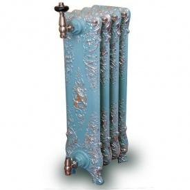 Чугунный радиатор Retrostyle CHESTER 155 Вт 795х215х65 мм