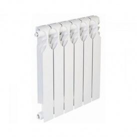 Биметаллический радиатор Tianrun TBF 140 Вт 75х78х363 мм