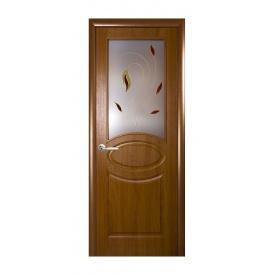 Двері міжкімнатні Новий Стиль ФОРТІС Р RT 600х2000 мм вільха