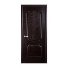 Двери межкомнатные Новый Стиль ФОРТИС DeLuxe V 600х2000 мм венге