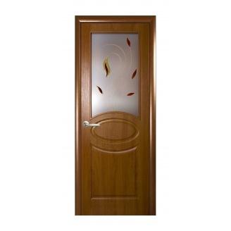Двери межкомнатные Новый Стиль ФОРТИС Р RT 600х2000 мм ольха