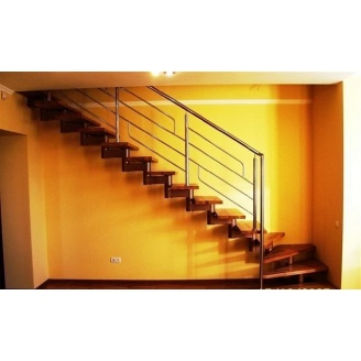Ступеньки для модульной лестницы Триумф Запад деревянные