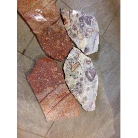 Липарит полнопиленый дикий 1,5-2 см