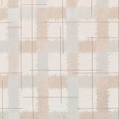 Обои виниловые Versailles на бумажной основе 0,53х10,05 м светло-коричневый (099-23)