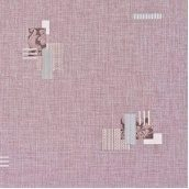 Обои виниловые Versailles на бумажной основе 0,53х10,05 м бордовый (593-24)