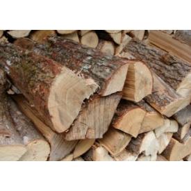 Доставка і продаж колотих дубових дров для каміна сауни