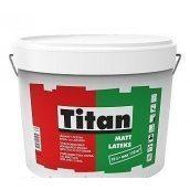 Фарба Titan Mattlatex 10 л