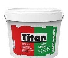 Краска Titan Mattlatex 10 л