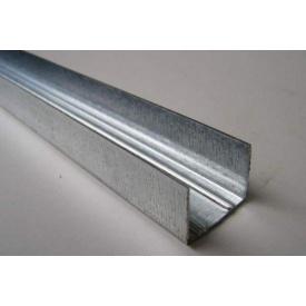 Профиль UD для гипсокартона 0,55 мм