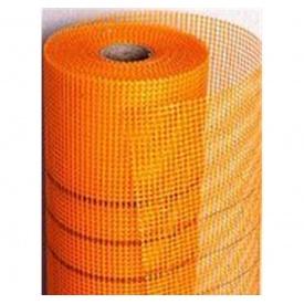 Сетка армировочная штукатурная 1x50 м 165 гр/м2 оранжевая