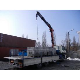 Перевозка строительных материалов IVECO EuroTech 260E27 14 т