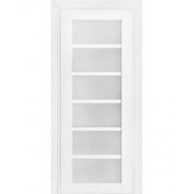 Двері міжкімнатні TERMINUS 307NF ЗА 600х2000 мм білі матові