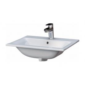 Умывальник Cersanit ONTARIO NEW мебельный 60х45 см