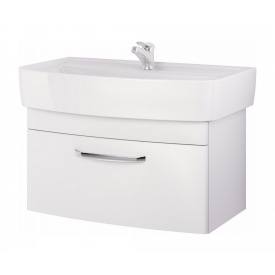 Умывальник Cersanit PURE 80 мебельный 80х46,5 см