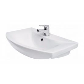Умывальник Cersanit OMEGA 65 мебельный 65х44 см
