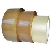 Скотч упаковочный 45 мм 100 м прозрачный