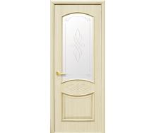 Двери межкомнатные Новый Стиль ИНТЕРА Донна Р1 2000х34 мм Ясень