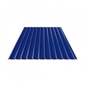 Профнастил 0,3 мм 1,5х0,95 м синій