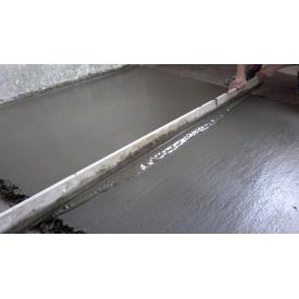 Стяжка підлоги в будинку бетоном