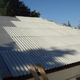 Монтаж шифера на крышу дома
