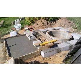 Монтаж вигрібної ями в приватному будинку
